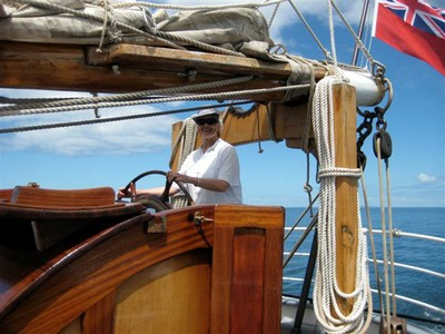 29 They Let me Take the Helm.JPG
