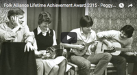 Folk Alliance Lifetime Achievement Award 2015